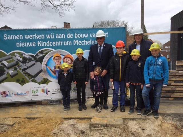 Bouw Kindcentrum Mechelen